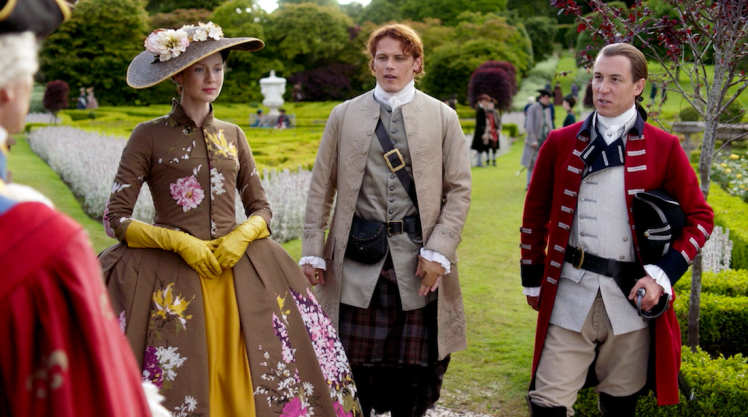 Outlander_2.05_untimely_resurection_awkward_moment